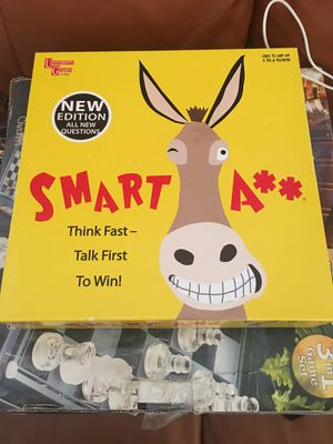 SmartAss Board Game for Sale in Centreville, VA