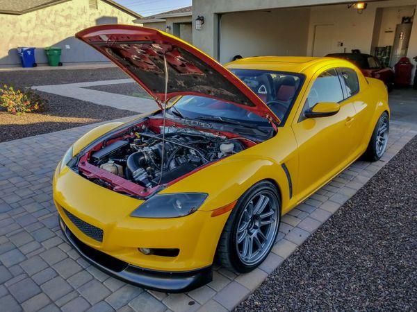 LS swapped Mazda RX8 for Sale in Rainier, WA - OfferUp
