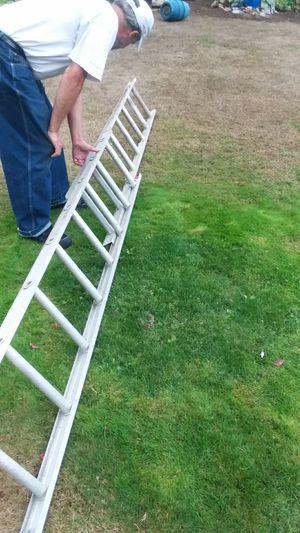 26 Foot Fiberglass Extension Ladder For Sale In Garfield