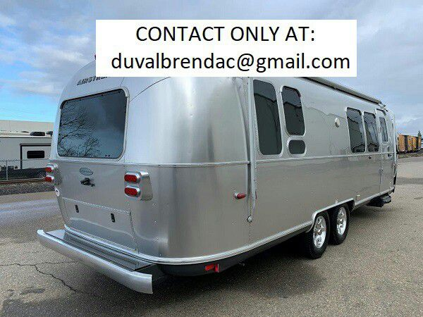 Photo nmdy2015 Airstream Flying Cloud 28 Camping Trailer RV