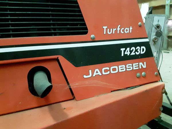 Jacobson Turf At Riding Lawn Mower For Sale In Oakley Ca