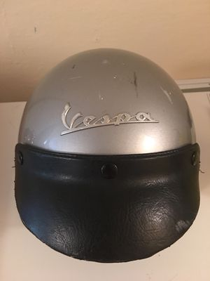 Vespa helmet for Sale in Portland, OR