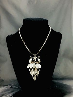 Elegant Owl Necklace for Sale in Austin, TX