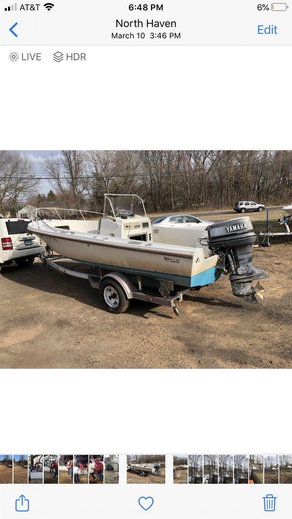 Macko boat