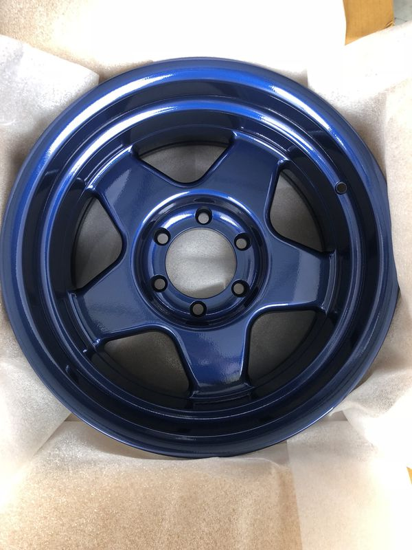 Mazda 3 Wheels >> SCS Stealth Custom Series F5 wheels magnesium Blue 17x9 ...