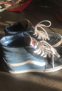 Vans zapatos de niño size 7.0 Thumbnail
