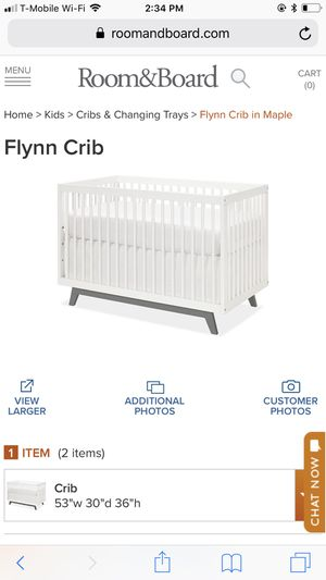 Room and Board Flynn Crib for Sale in Annandale, VA