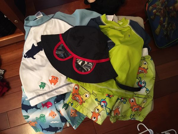 d840d8af91ff Boys Bathing Shirts   Shorts for Sale in Coral Gables