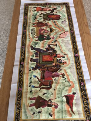 Authentic tanjore art painting from India for Sale in Lynchburg, VA