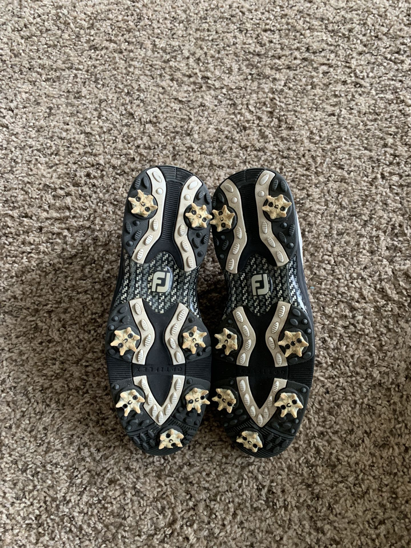FootJoy Contour Series Golf Shoes Men's Size 11W