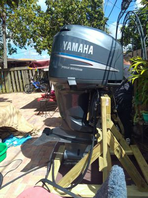 Photo Yamaha 4- stroke 250