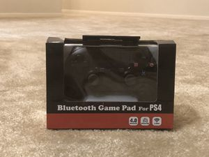 PS4 Controller, Wireless, Bluetooth (brand new) for Sale in Bailey's Crossroads, VA