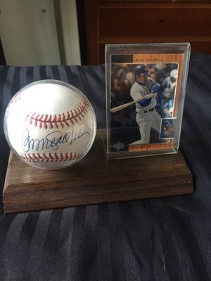Chicago Cubs Ryne Sandberg Signed Baseball for Sale in Chicago, IL