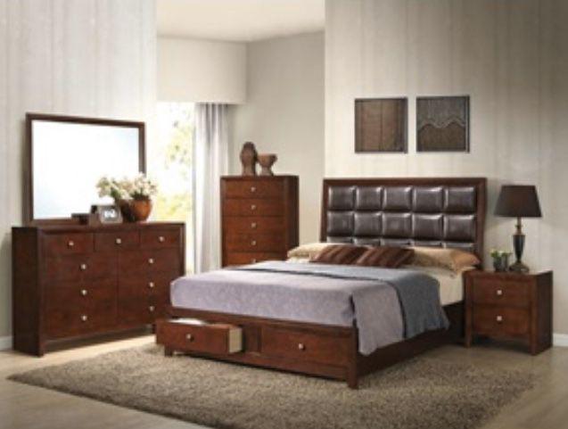 Queen Bed Set 4 PCS in Special offer in 45701 Highway 27 N Davenport Fl 33897