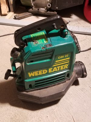 Weed eater leaf blower for Sale in Bothell, WA
