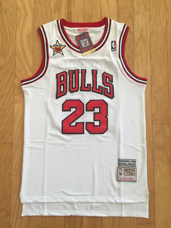 the best attitude f0191 97c2b Brand New White Michael Jordan Jersey for Sale in San Jose, CA - OfferUp