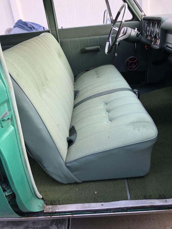 1964 Studebaker Cruiser **12,000 Original Miles**
