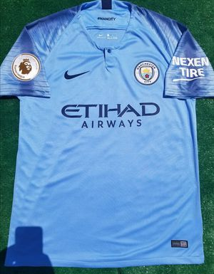 07a4515bc 2018 19 Manchester City soccer jersey DeBruyne for Sale in Raleigh