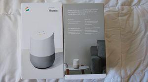 Google home smart speaker for Sale in Morrisville, NC
