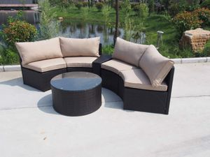 Labor Day big Sale!!!Round 6pc sectional outdoor furniture for Sale in Windsor Mill, MD