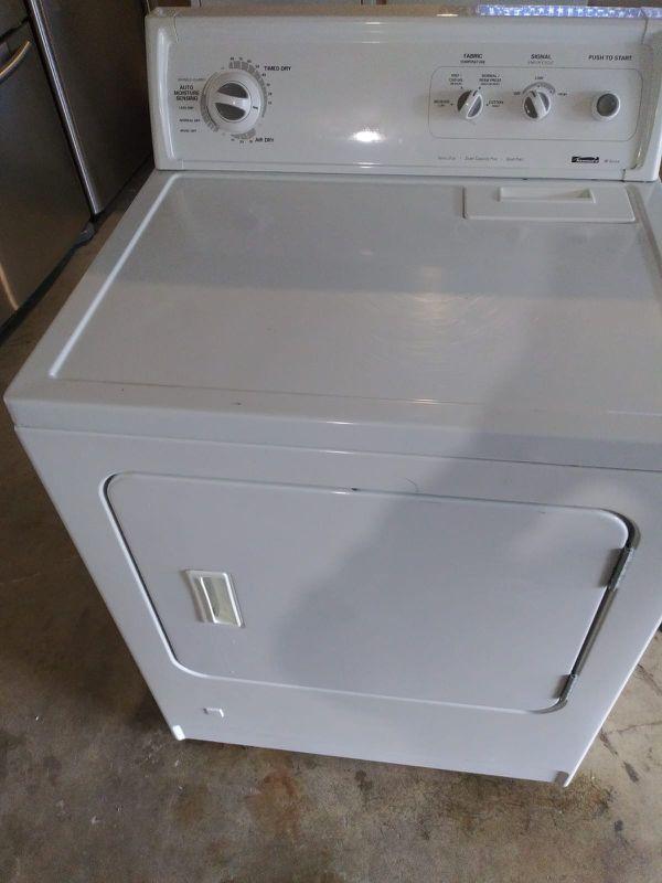 Kenmore Gas Dryer For Sale In Auburn Wa Offerup