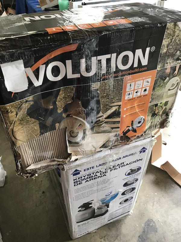 Orange Evolution DISCCUT1 12-Inch Disc Cutter