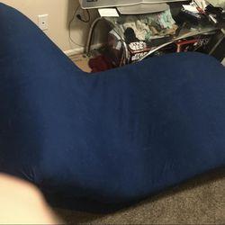 Blue chair Thumbnail