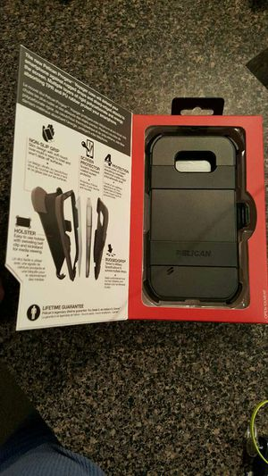 Pelican Voyager Case w/ Holster Samsung Galaxy S6 Active for Sale in Midlothian, VA