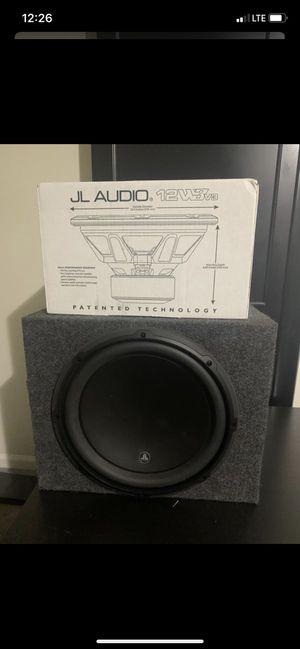 Photo JL Audio Subwoofer
