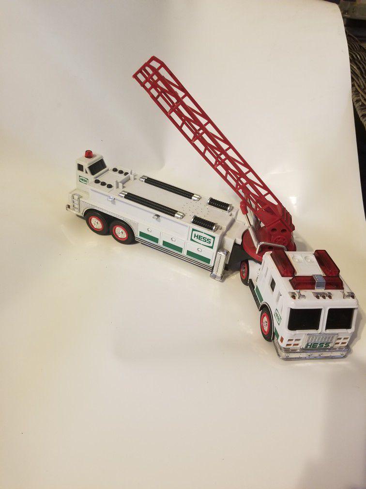 Hess Firetruck