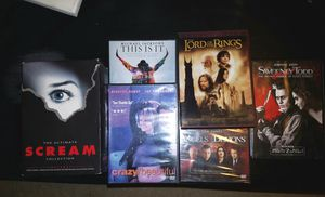 Assorted DVDs for Sale in Austin, TX