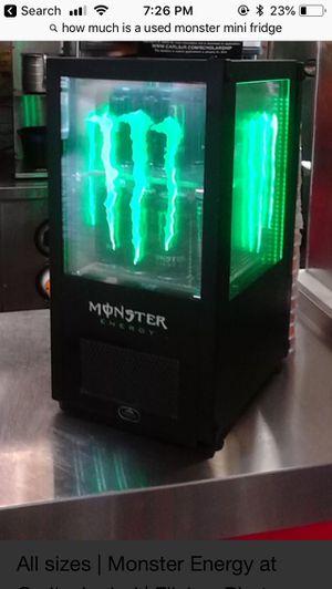 Verwonderend Monster Energy mini fridge for Sale in Tucson, AZ - OfferUp WV-18