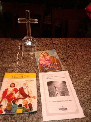Catholic items. Sold as bulk for Sale in Scottsdale, AZ
