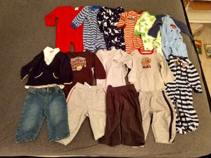 Winter boys clothes size 9 months for Sale in Germantown, MD