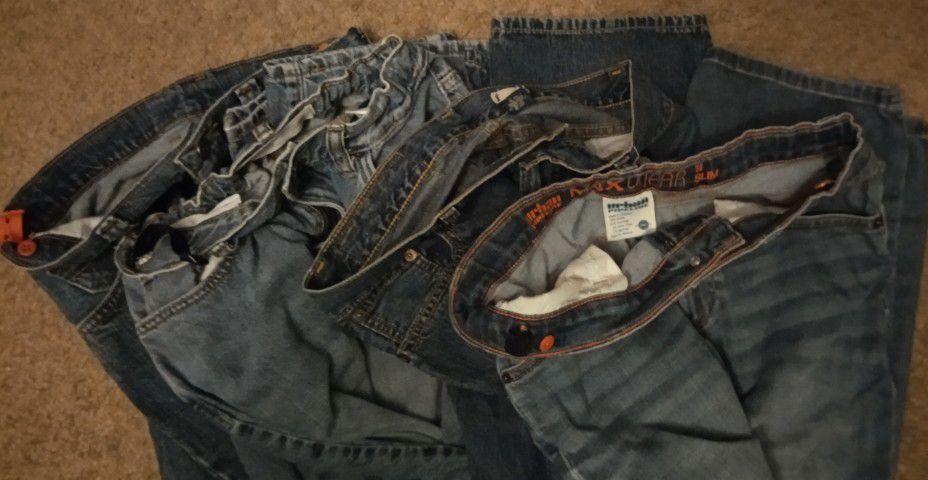 Boys size 14 Jeans