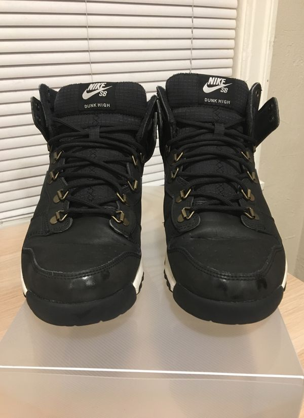 new arrival d7dc7 0abd7 Nike SB dunk High Boot for Sale in Oakland, CA - OfferUp