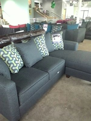Jitterbug Pogo 2PC sectional SOFA for Sale in Portage, MI - OfferUp