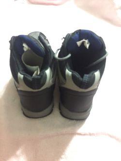 Steel toe shoes Thumbnail