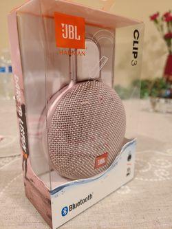 Jbl Bluetooth Speaker, Pink Thumbnail