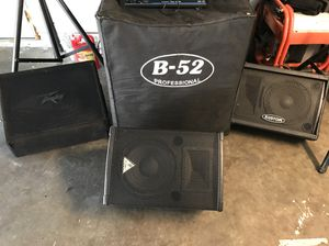 new and used dj equipment for sale in lakeland fl offerup. Black Bedroom Furniture Sets. Home Design Ideas