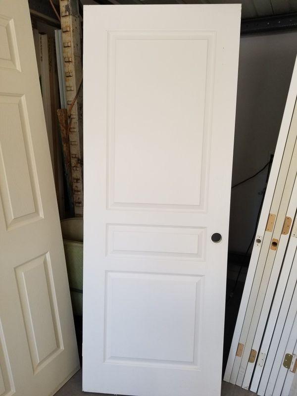 3 Panel Interior Doors