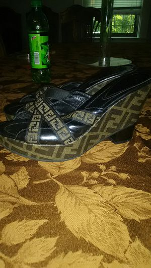 Women Fendi shoes for Sale in Mount Rainier, MD