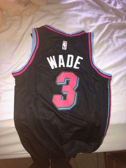 Dwayne Wade Vice Jersey Thumbnail