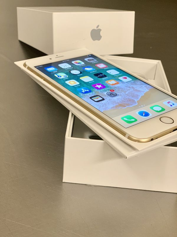 2564b1c3370 Apple iPhone 6s Plus 64Gb Gold Verizon Cell phone