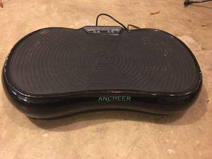 Ancheer Vibration Exercise Platform for Sale in Oakton, VA