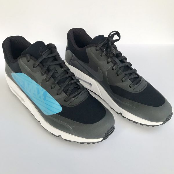 outlet store a0c38 8322b Nike AIR max 90 NS GPX mens Running Trainers Sneakers Shoes ( 10.5) black    laser Blue