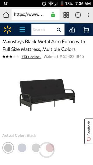 Futon Just Like One In Pic For Canandaigua Ny