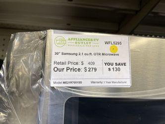 Samsung OTR Microwave Thumbnail