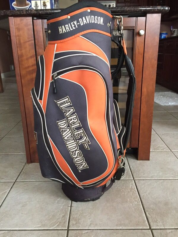Harley Davidson Golf Bag For In