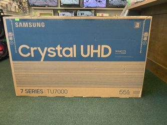 """55"""" Samsung Smart 4K UHD Television  Thumbnail"""